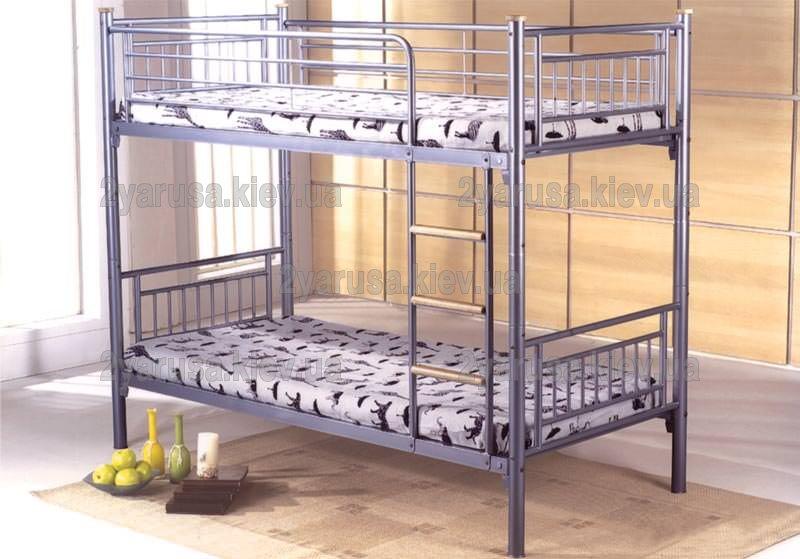 Кровать своими руками из металла фото